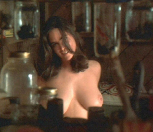 Pornstar that looks like jennifer connelly think, that