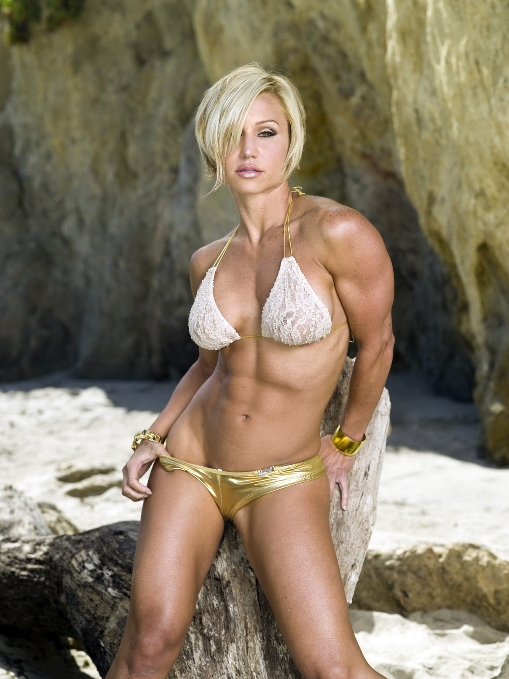 Fitness Model Jamie Eason Hot Bikini Photoshoot-3326