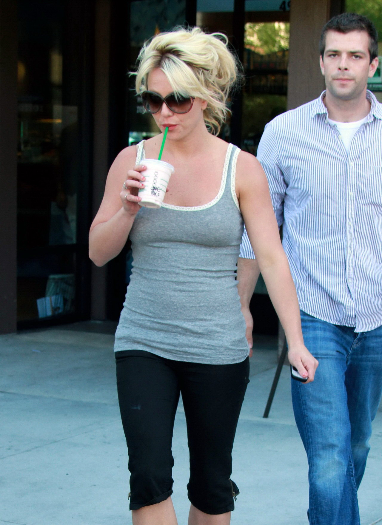 Always try britney spears busty