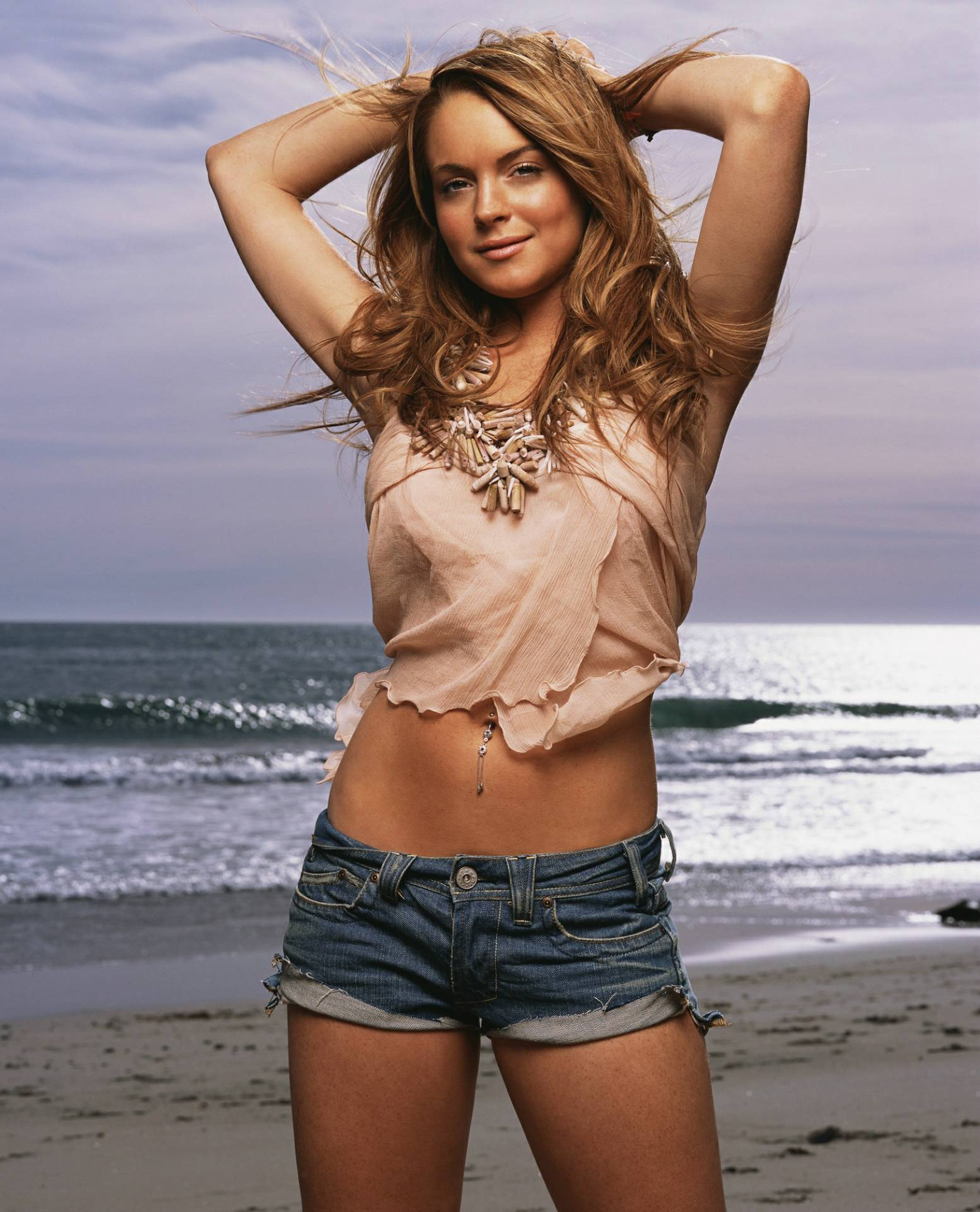 girls actors lindsay lohan - 736×1156