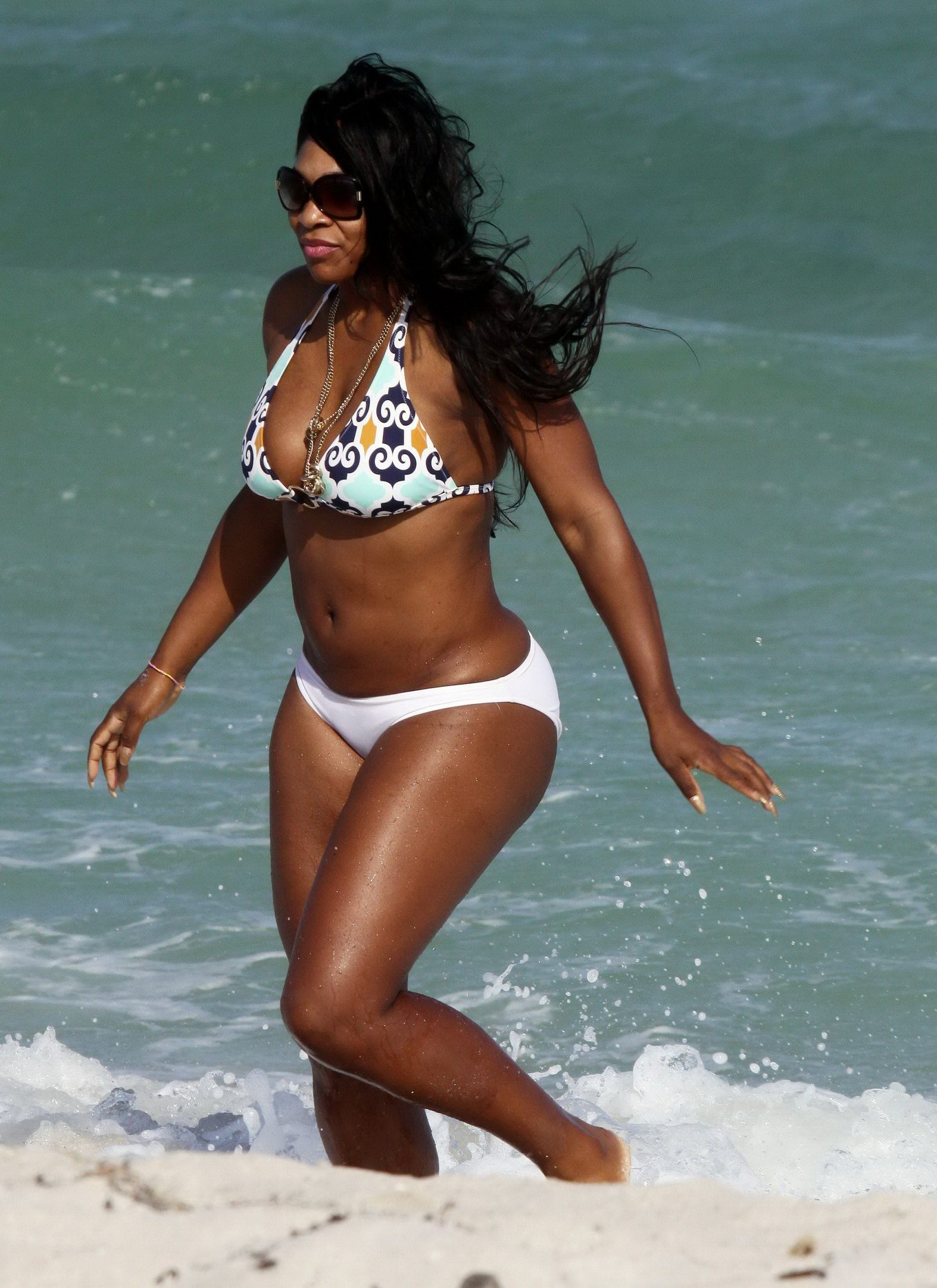 Pity, that serena williams femdom
