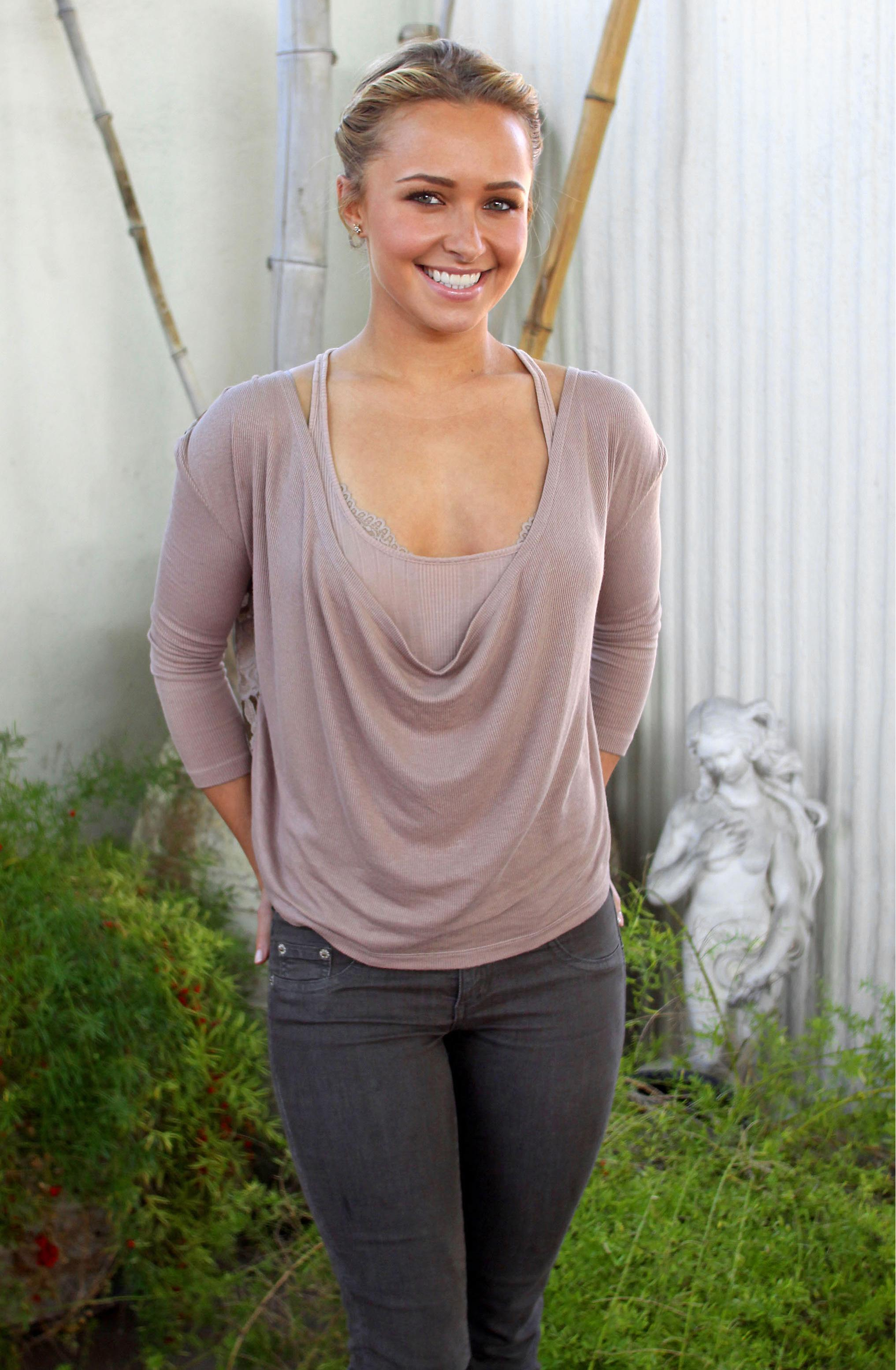 Hayden panettiere cleavage theme, will