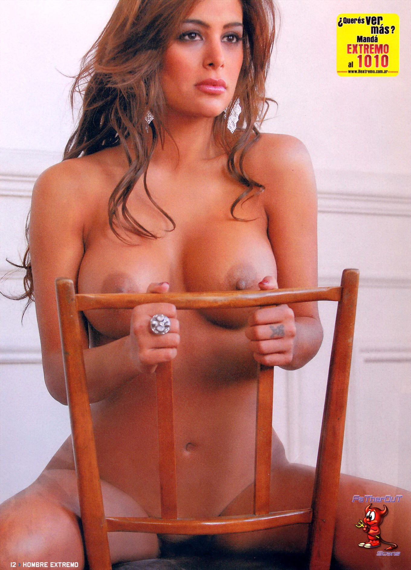 Larissa Riquelme Sexy Photoshot Session