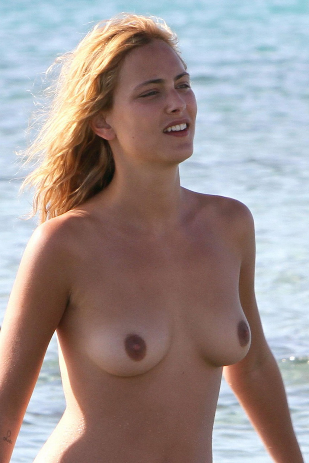 From spain topless girls