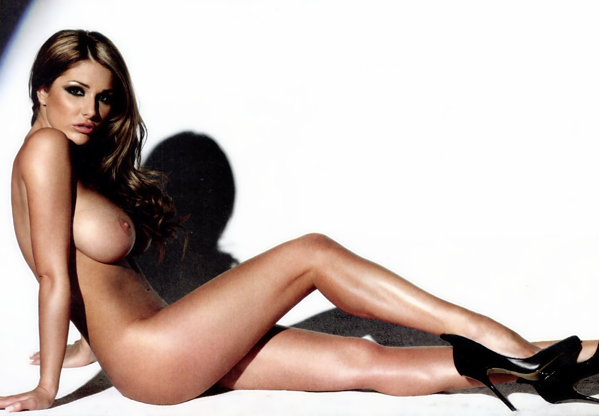 Lucy Pinder Nude Pics and Videos -- -