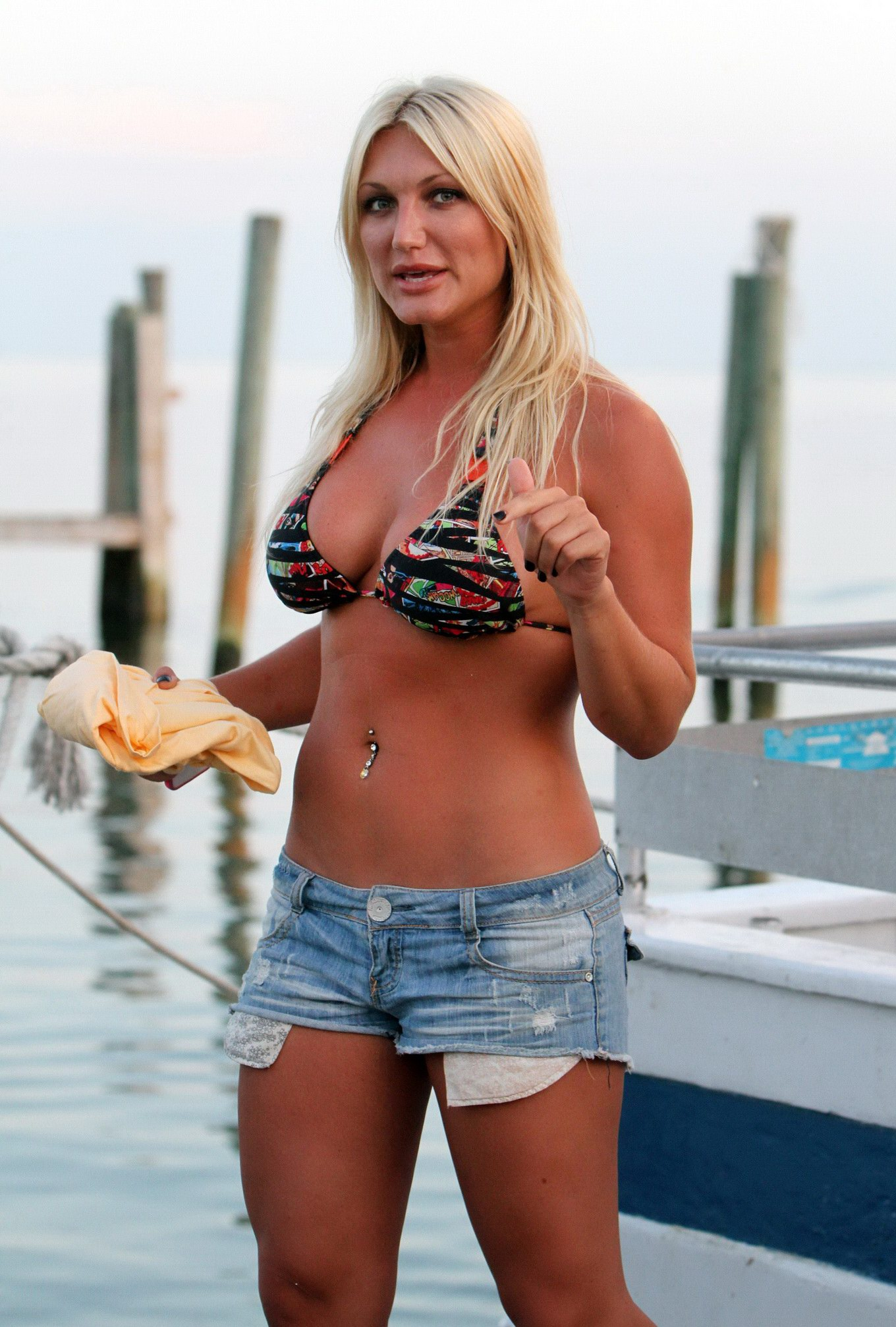 pictures of brooke hogan