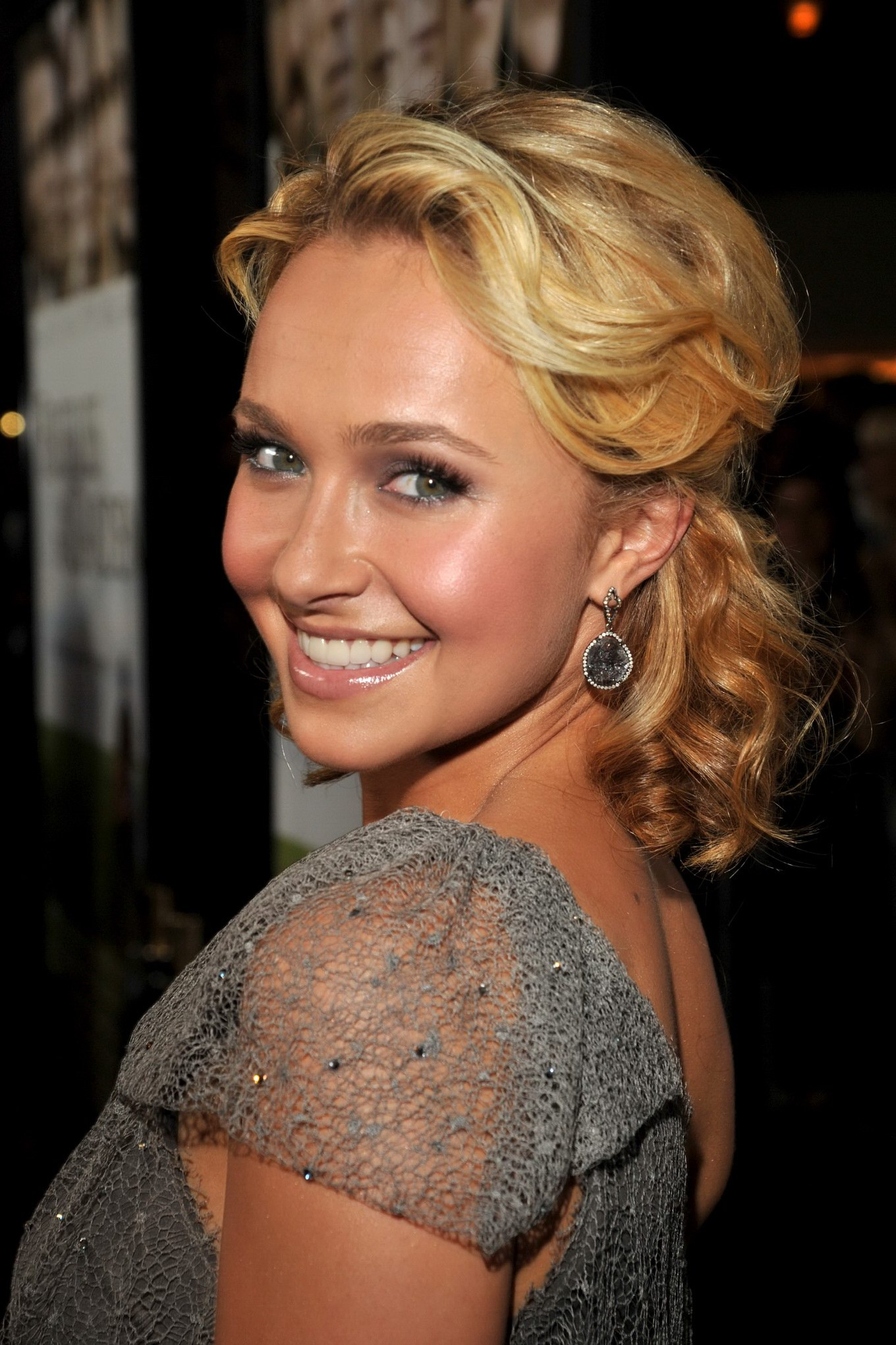 image Hayden panettiere fireflies in the garden
