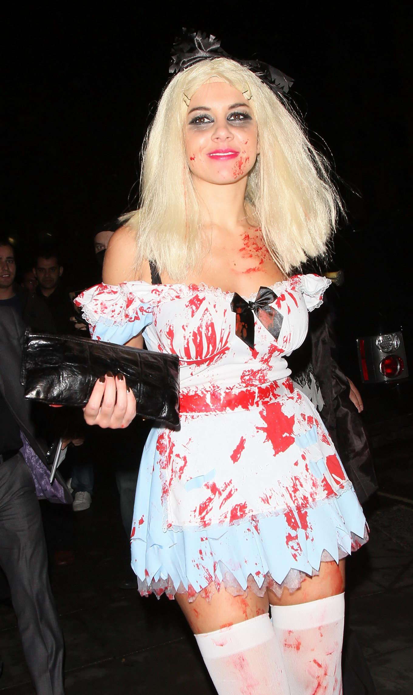 Naughty see through adult halloween costumes