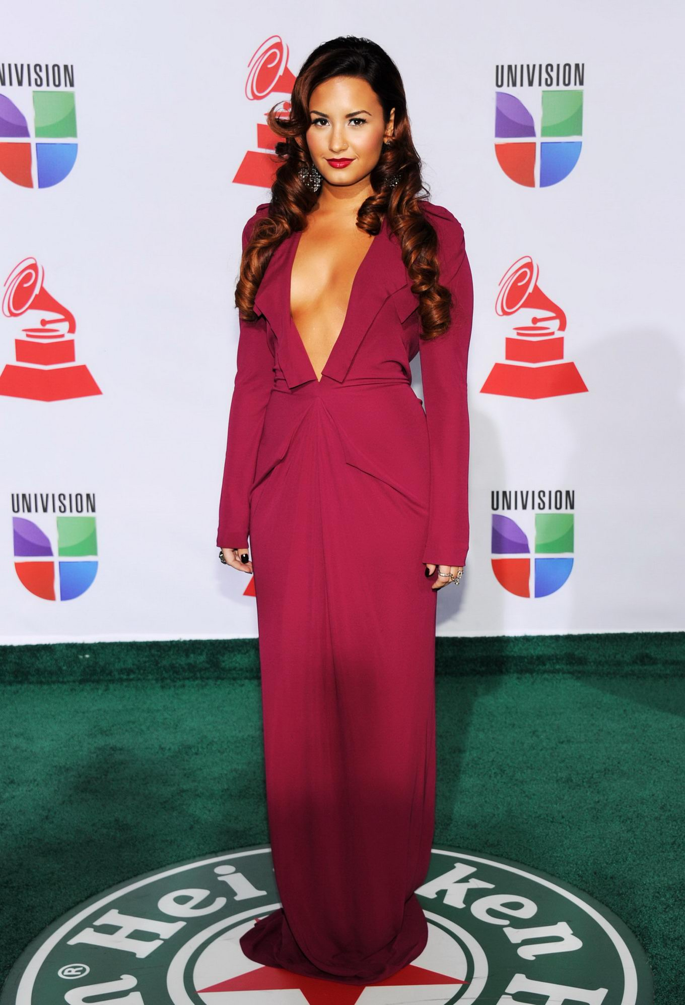 Demi Lovato Grammys | just b.CAUSE