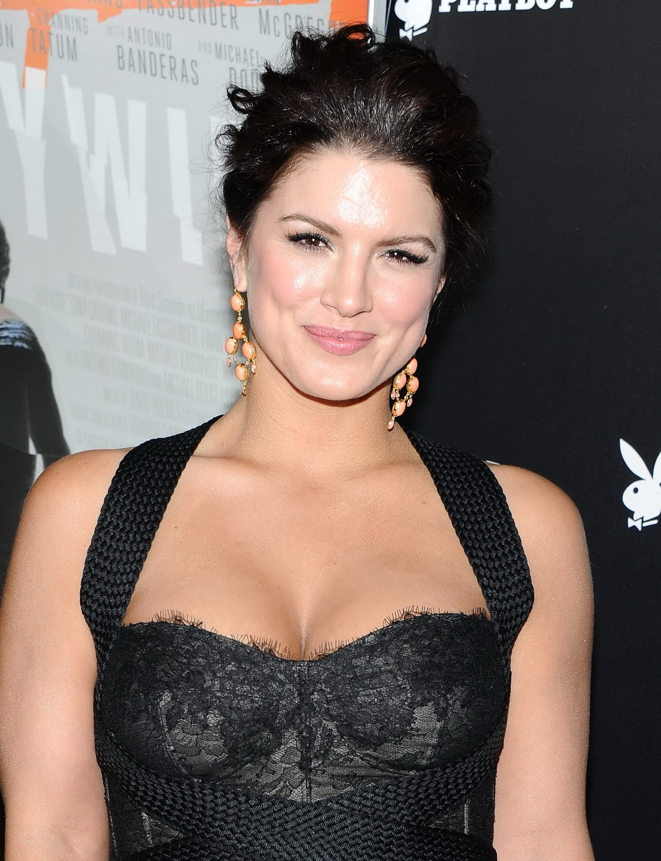 For that gina carano erotic pics