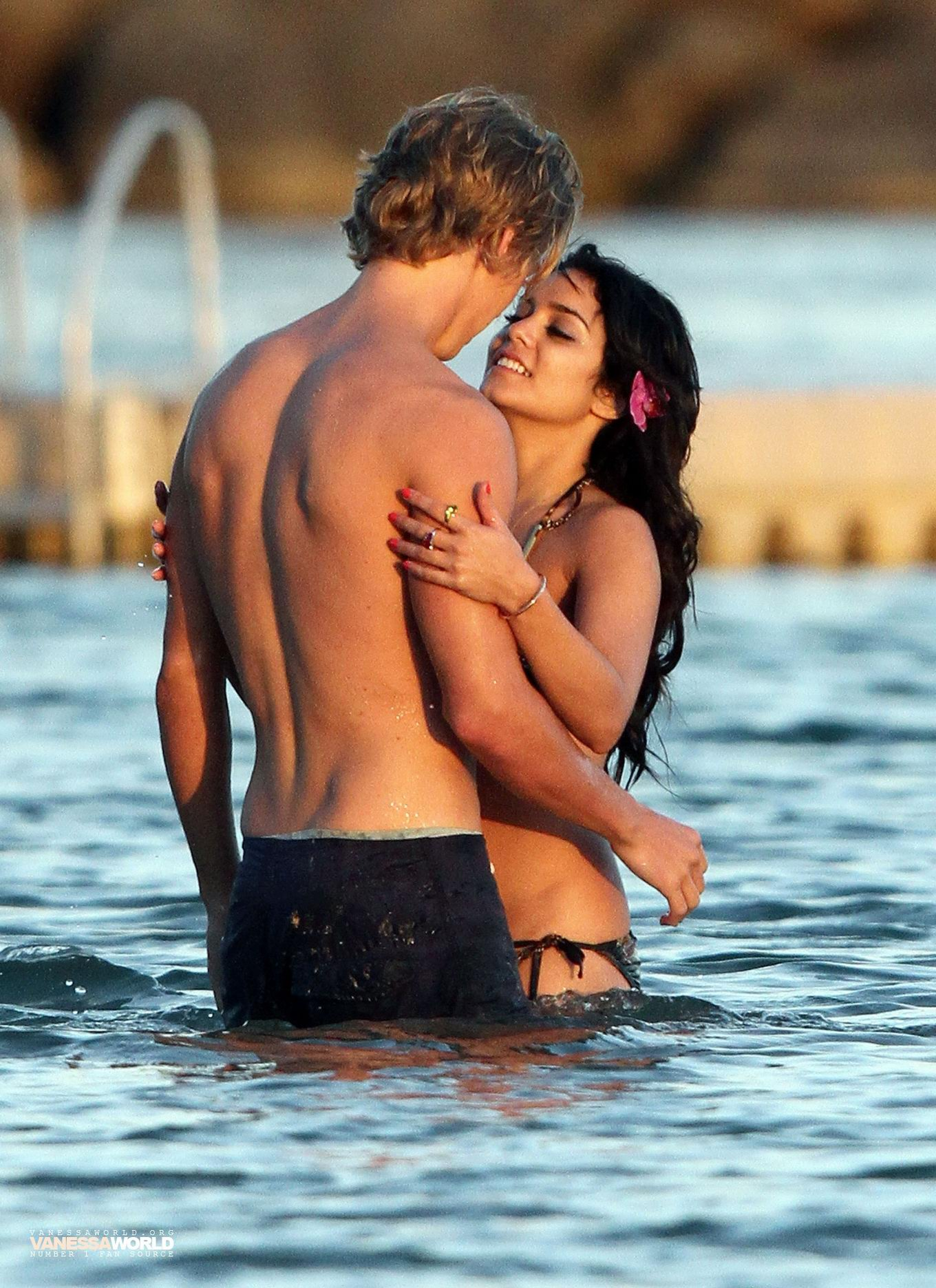 Vanessa Hudgens Comments About Dating Zac Efron During Their Disney Days Are So, So Real