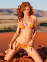 Cintia Dicker showing off her amazing body in Sports Illustrated's Swimsuit Issue 2013  from CelebMatrix