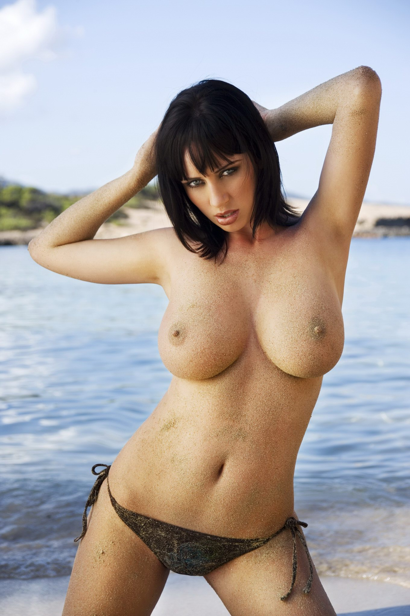 And the Sophie howard boobs