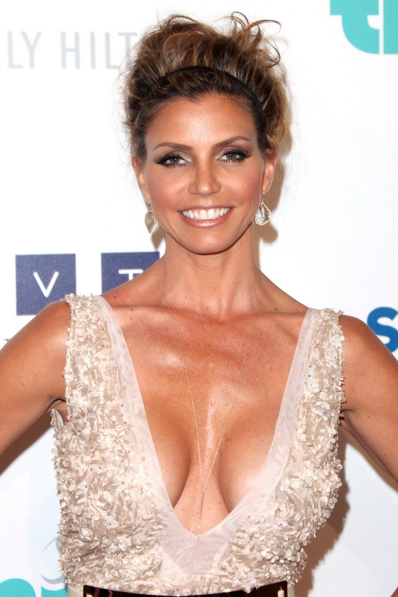 Charisma carpenter cleavage opinion you