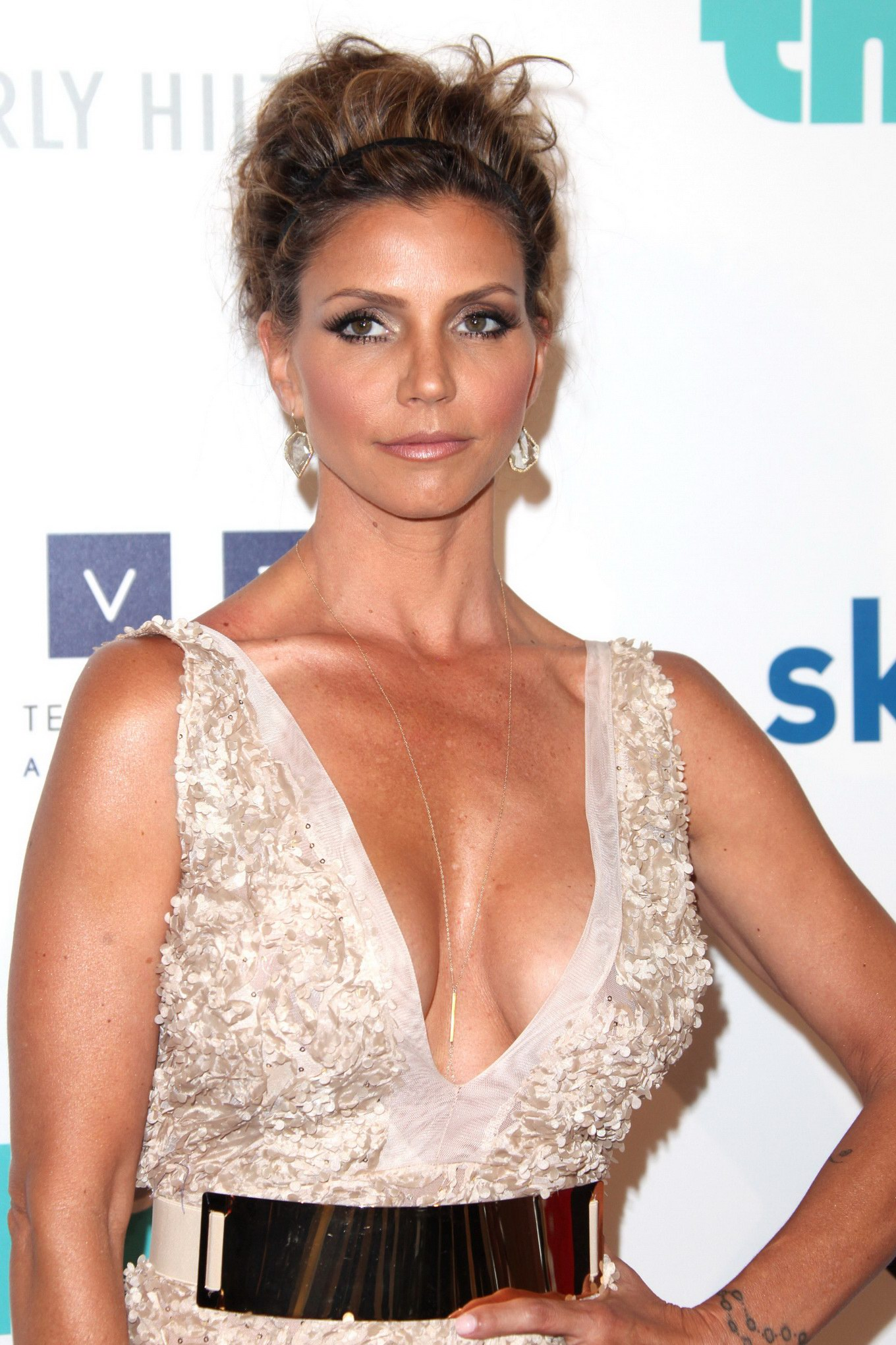 Think, that Charisma carpenter cleavage