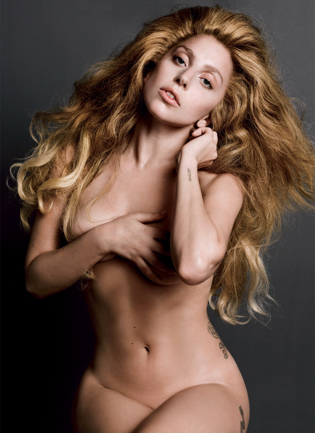 Have Lady gaga desnuda xxx agree