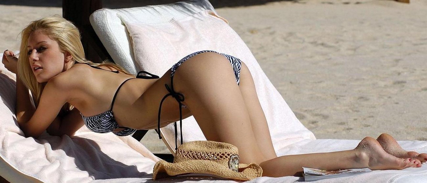 Have Heidi montag ass