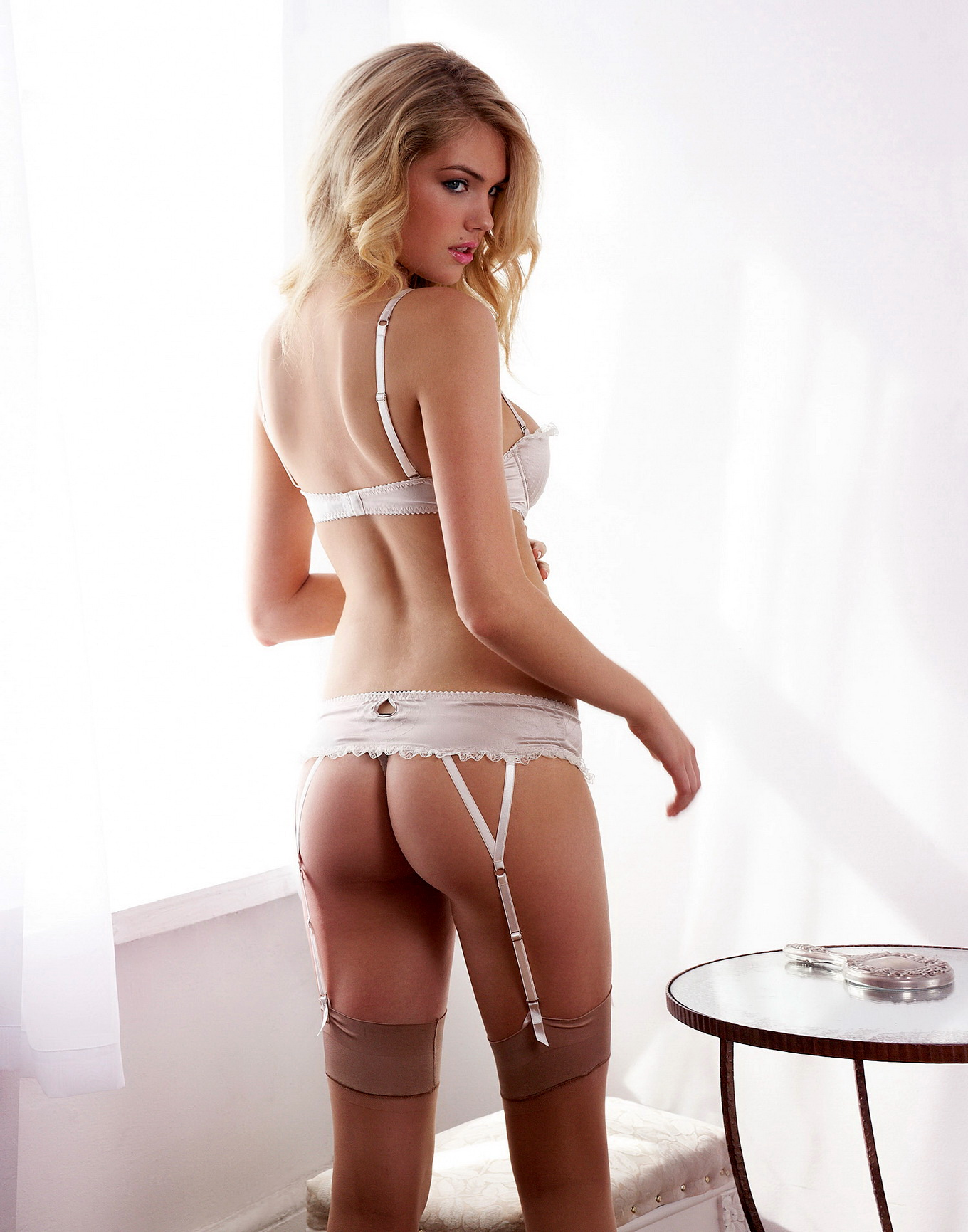 Hot kate upton lingerie