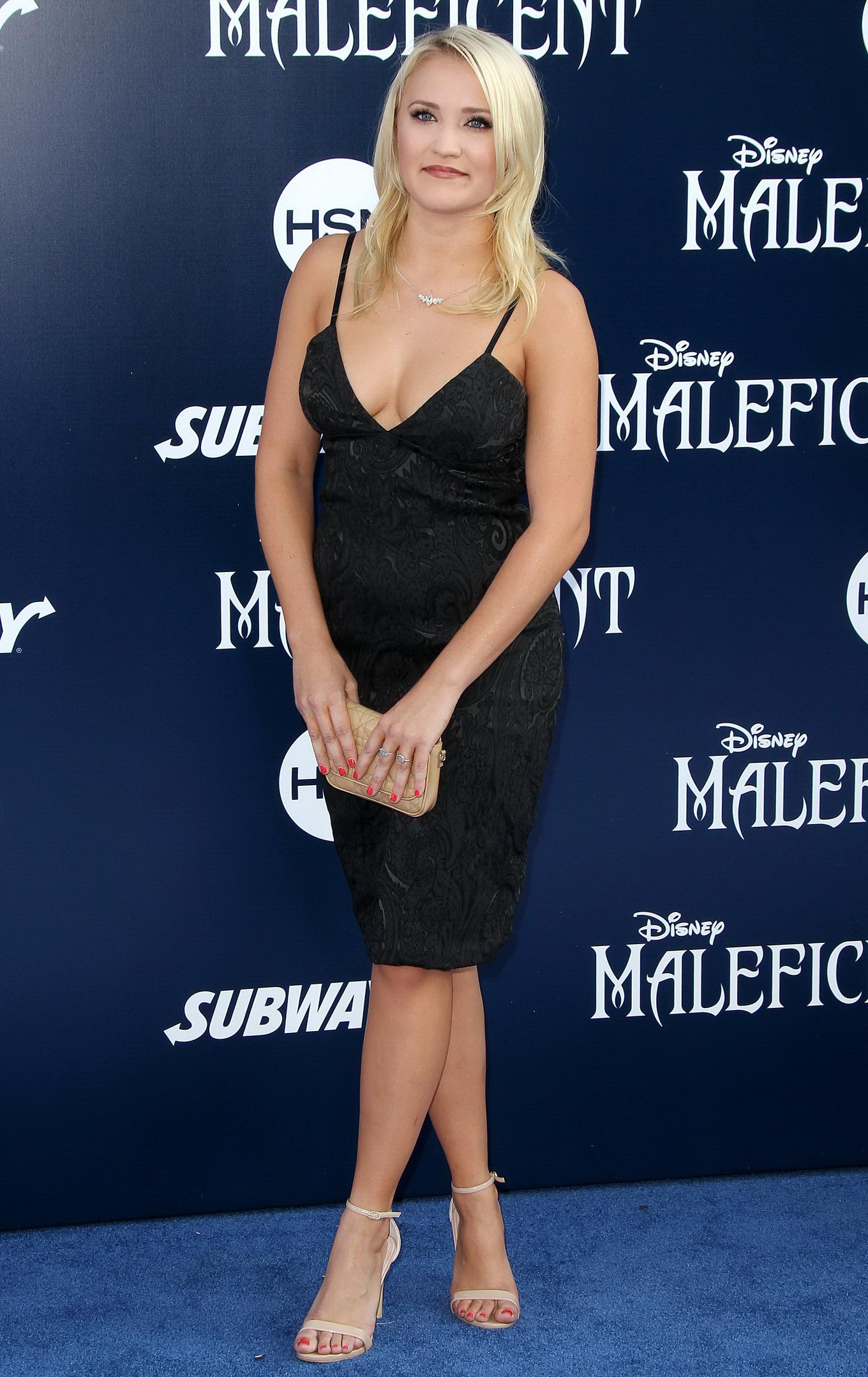 emily osment nude with black goth