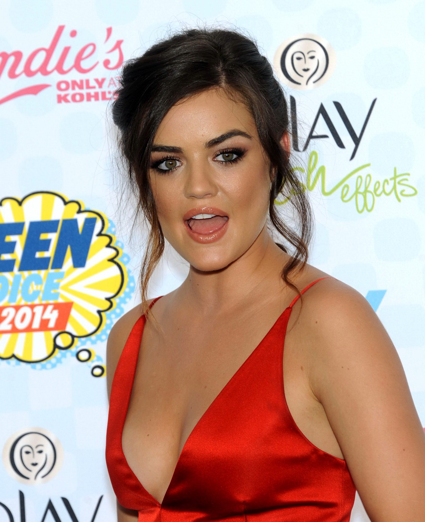 Clip. lucy hale porn pics spying