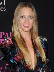 A.J. Cook leggy and cleavy at the 10th Anniversary Pink Party in Santa Monica
