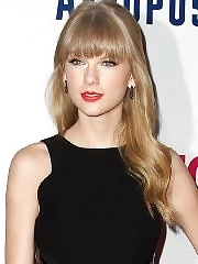 Taylor Swift leggy wearing a black mini dress at Z100's Jingle Ball 2012 in NYC