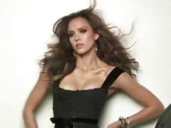 Steamy hot sexy Jessica Alba's Cosmo cover shoot