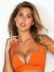 Kara Del Toro busty & booty in some vivid bikini sets for Monday Swimwear Collection 2018 PS