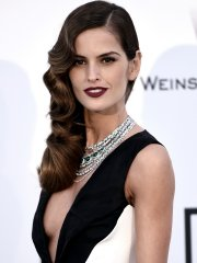 Izabel Goulart showing huge cleavage at amfAR's 22nd Cinema Against AIDS Gala in Antibes