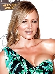 Jewel Kilcher busty at the American Humane Association Hero Dog Awards