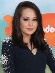 Kelli Berglund showing her little ass in a tiny blue dress at 2016 Kids' Choice Awards