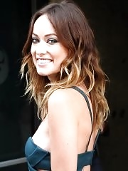 Olivia Wilde looking very hot at the 'Drinking Buddies' screening in NYC